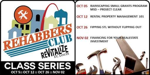 ReVitalize St. Louis - Rehabbers Club Classes