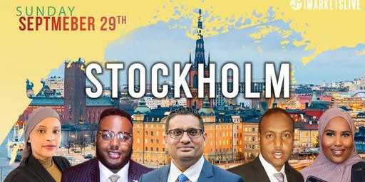 Introduction to Forex and Crypto trading Event in Stockholm
