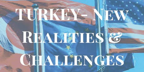 Turkey - New Realities and Challenges tickets
