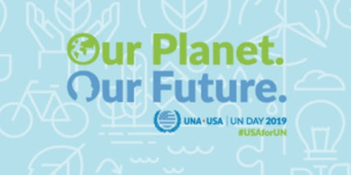 Untied Nations Day - Our Planet. Our Future.