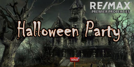 RE/MAX Premier Properties' Halloween Party