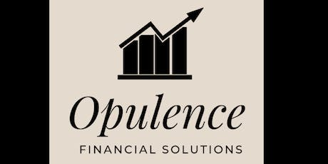 Opulence Financial Solutions IncomeTax Professional Course tickets