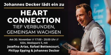 HEART CONNECTION ❤️tief verbunden, gemeinsam wachsen Tickets