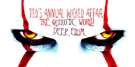 Ted's 2nd ANNUAL WICKED AFFAIR 2019 tickets