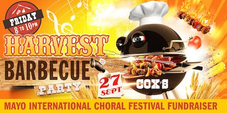 Harvest Barbecue tickets