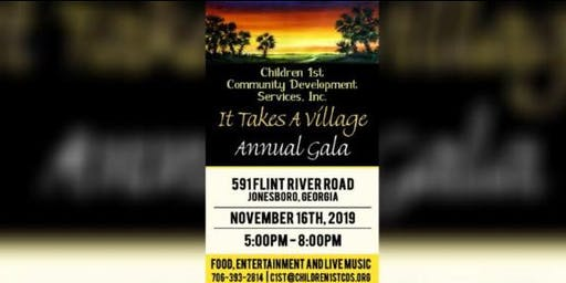 It Takes a Village Annual Gala