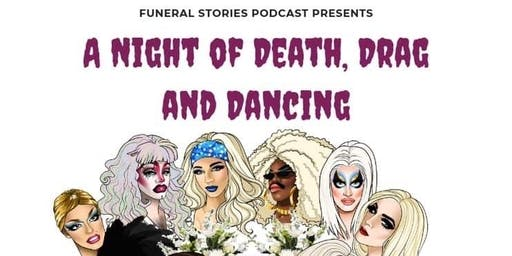 Funeral Stories Podcast Live