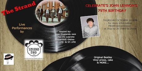 John Lennon's Birthday Celebration tickets