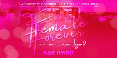 Female Forever tickets