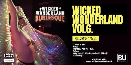 Wicked Wonderland Vol 6 - Halloween Special