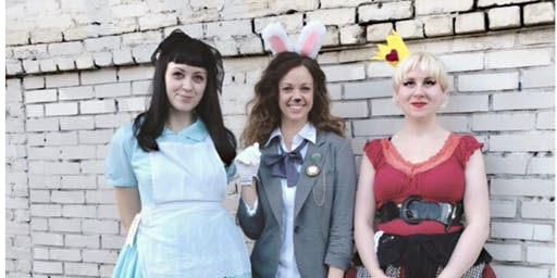 Costume Clinic - Using upcycled & repurposed materials!