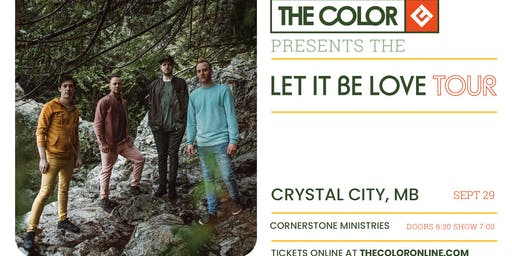 The Color in Concert - Crystal City Manitoba