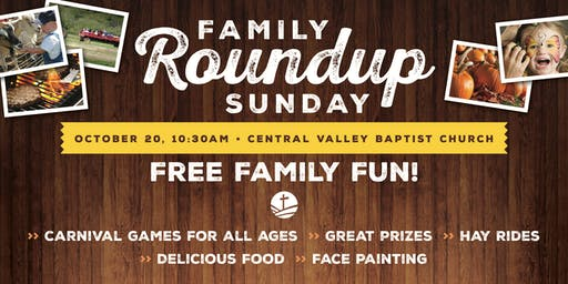 Family Roundup Sunday 2019