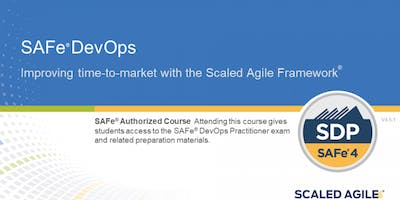 SAFe® 4.6 DevOps Practitioner with SDP Certification NYC,NY (weekend)