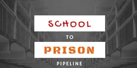 Tea Time Speaker Series presents: Understanding the School to Prison Pipeline tickets