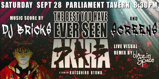 Best Youve Ever Seen AKIRA DJ Bricks and Screens