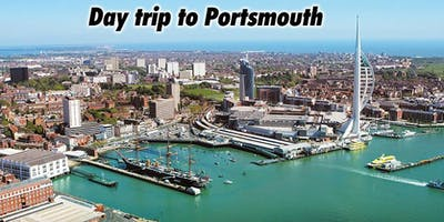 Portsmouth day trip from London