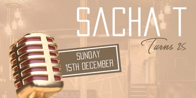 Sacha T Turns 25 with Great Vibes & Chill