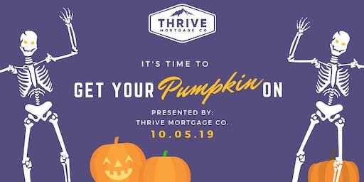 Friends & Family Pumpkin Event
