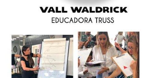ABC DA COLORIMETRIA com VALL WALDRICK   Educadora TRUSS