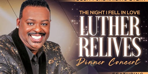 The Night I Fell In Love Featuring Luther Relives
