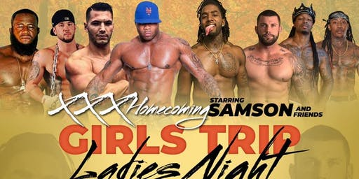 SAMSON'S GIRLS TRIP JACKSON