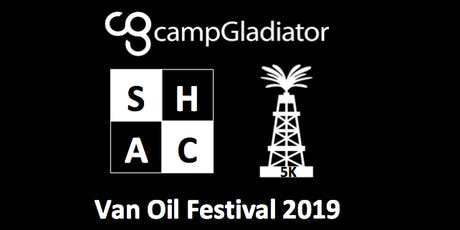 2019 Van Oil Festival 5K Fun Run tickets