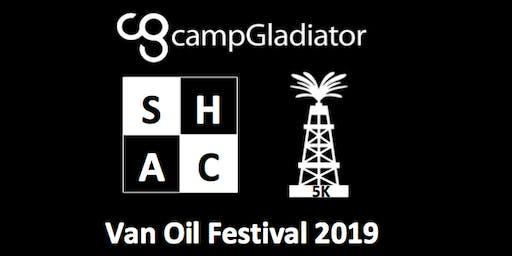 2019 Van Oil Festival 5K Fun Run