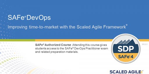 SAFe® 4.6 DevOps Practitioner with SDP Certification Atlanta,GA (Weekend)