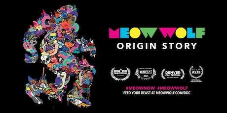 OC Film Fiesta: Meow Wolf: Origin Story tickets