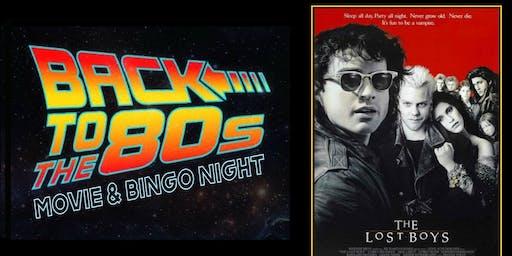 Back to the 80's Movie & Bingo Night