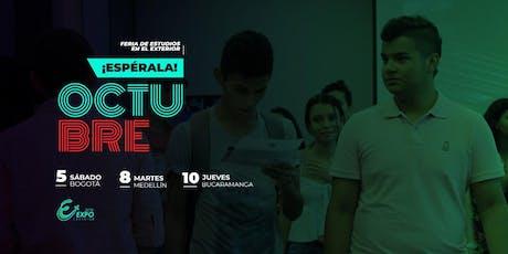Feria ExpoExterior Medellín 2019 entradas