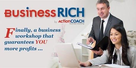 BusinessRICH 2-Day Business Workshop tickets