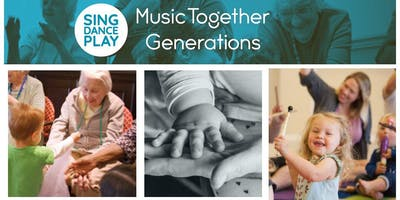Babies to age 5 Generations music class