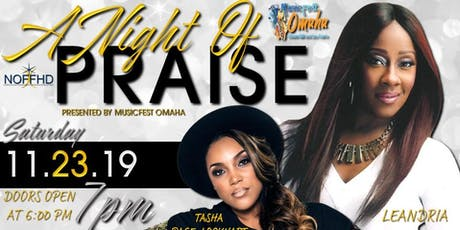 A Night of Praise tickets