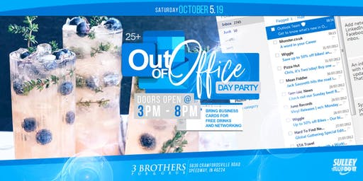 Out of Office Day Party!