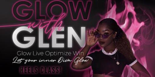 Glow with Glen Heels Class