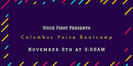 Columbus Voice Bootcamp tickets