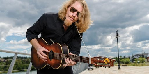 Roots and Blues with Brandon Isaak
