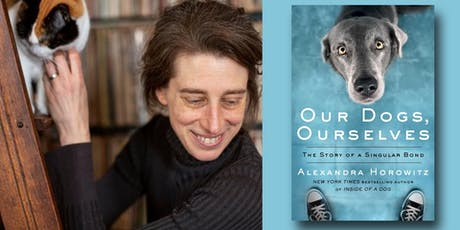 Alexandra Horowitz - Our Dogs, Ourselves  tickets