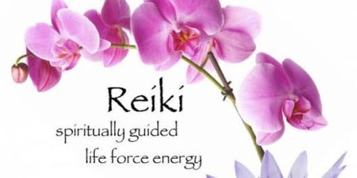 Healing Hands Reiki at Groovy Lotus