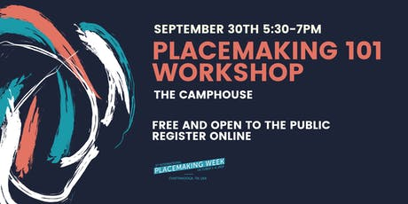 Placemaking 101 w/ Project for Public Spaces tickets