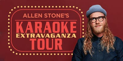 Allen Stone's Karaoke Extravaganza Tour