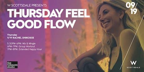 Thursday Feel Good Flow tickets