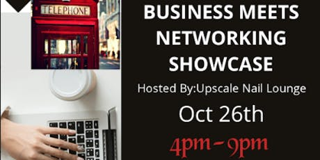 BUSINESS MEETS NETWORKING SHOWCASE tickets
