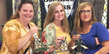 Wacky Wednesday Stained Glass Workshop 10/9/2019 tickets