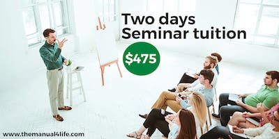 Two days Seminar tuition