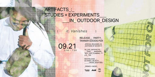 it. Vanishes Release Party at Tanner Goods