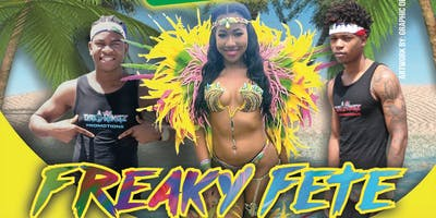 DRIP KING PROMOTIONS  FREAKY FETE