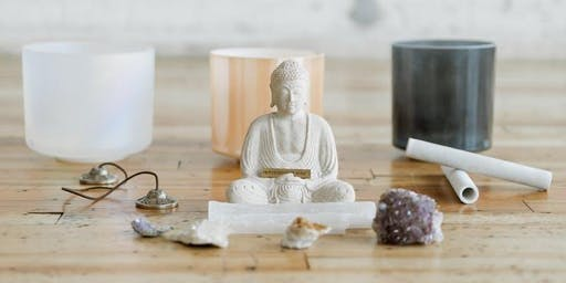 Sound Meditation + Reiki Healing at Vitality Meditation